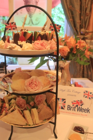 "High Tea Cottage is offering a special ""BritWeek Tea"" at a discount for all Brit Week customers!"