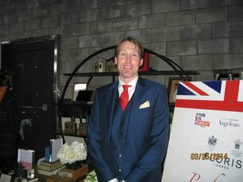 Edward Bodenham of Floris London