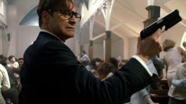 James Bond meets John Steed...I can't wait!