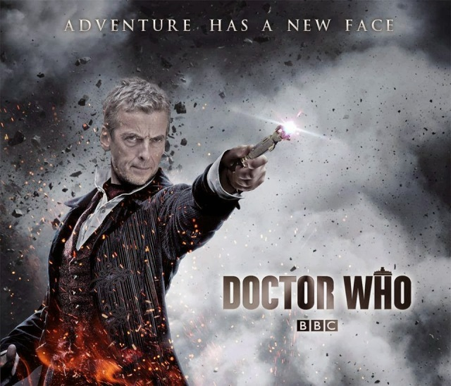 The NEW Doctor Who Peter Capaldi...looking good!