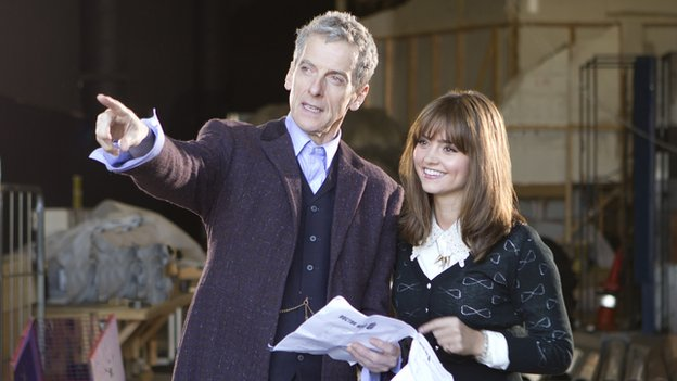 Can't WAIT for new Season of Doctor Who which I will watch on TV!