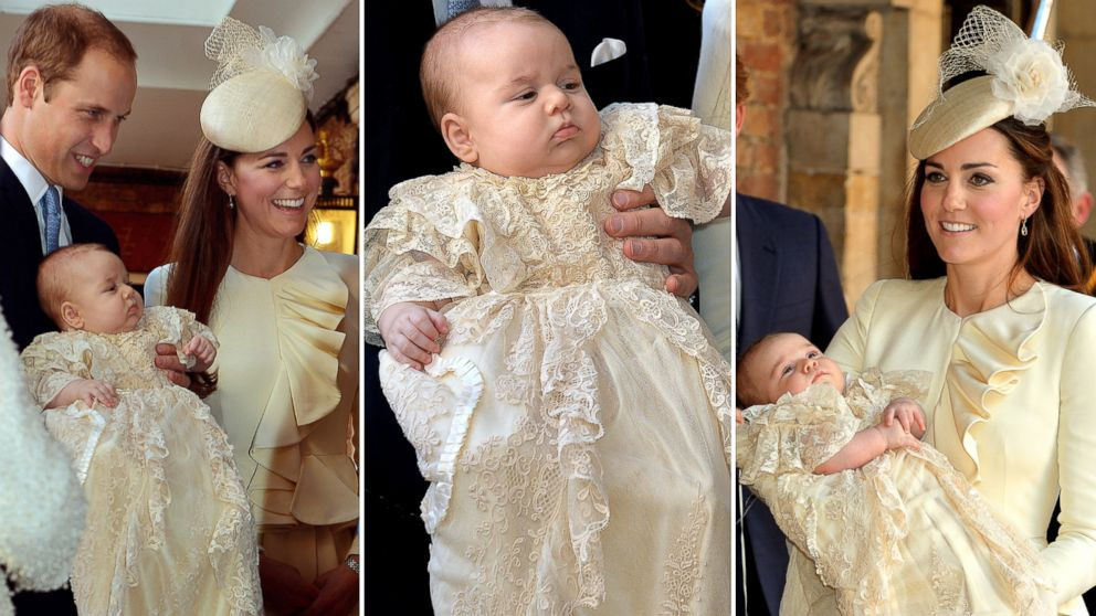 Happy First Birthday Prince George Alexander Louis A Look