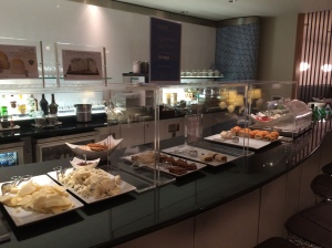 The Terraces Lounge at British Airways