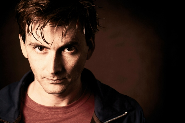 David Tennant Portrait Session