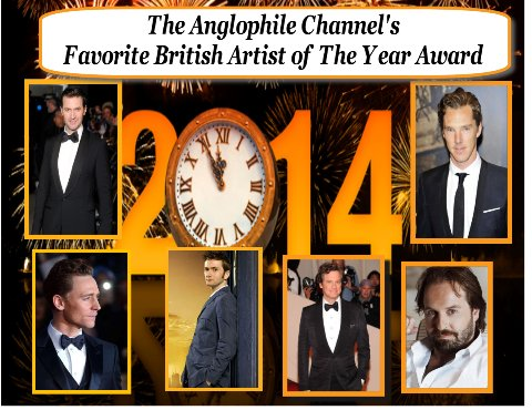 Our TOP SIX Nominees for Favorite British Artist of The Year