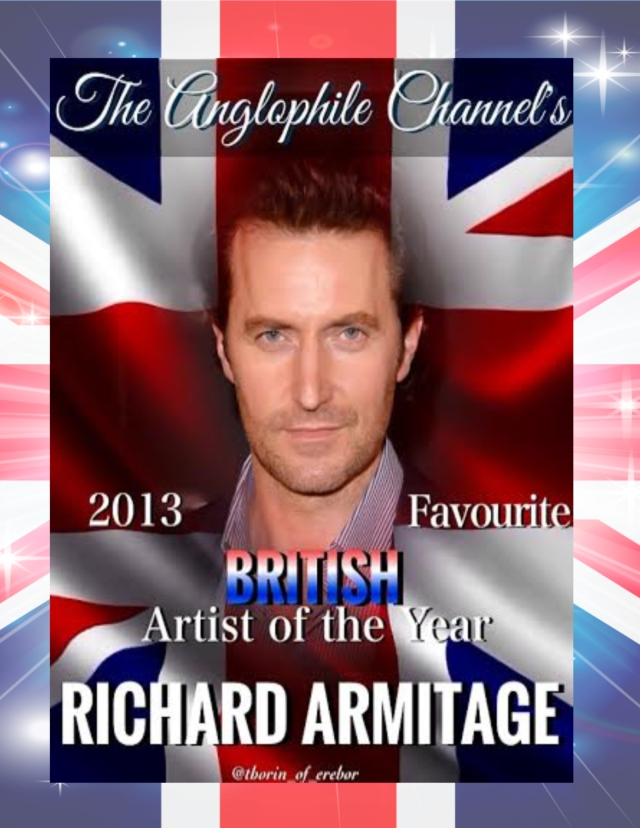 Favorite British Artist of the Year!