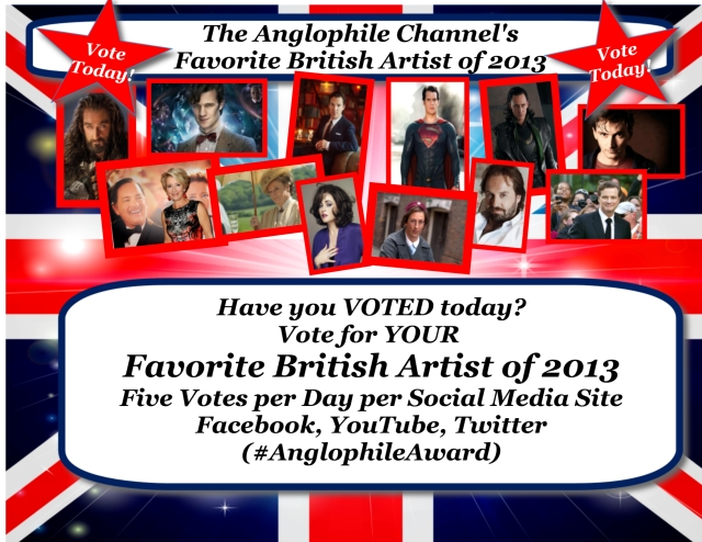Keep Voting! FIVE TIMES PER DAY per Social Media Site!