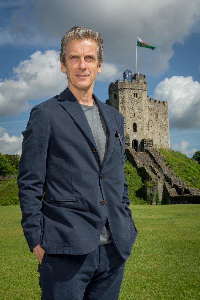 The NEW Doctor begins the seven city TARDIS world tour!