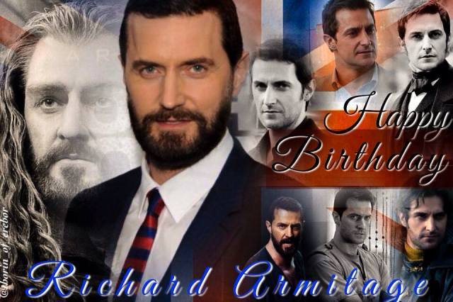Happy Birthday Richard! (Photo created by Thorin of Erebor)