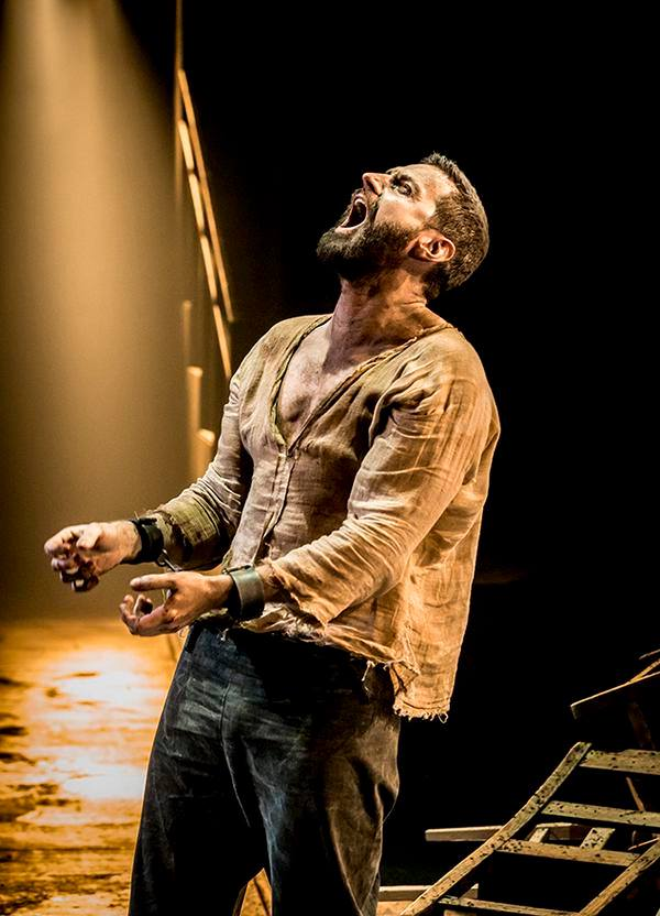 Soul-shattering performance in The Crucible