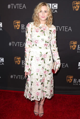 Lovely Laura Carmichael shared her final Downton moments with us!