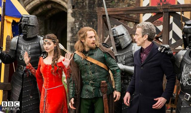 Robin Hood with a Sci-Fi twist of course!