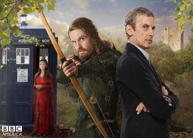 Doctor Who Meets Robin Hood!