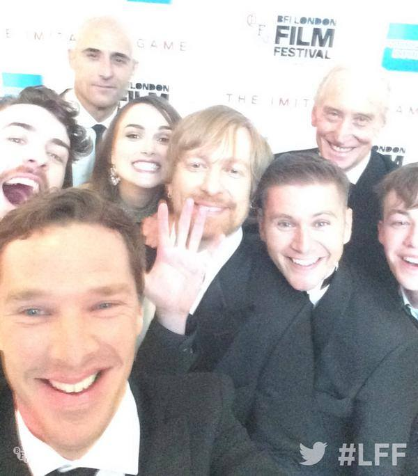 Another CumberSelfie!