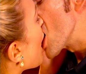 I still blush watching this kiss...