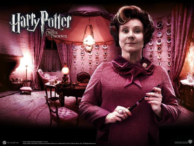 New  'backstory' on Dolores Umbridge played by