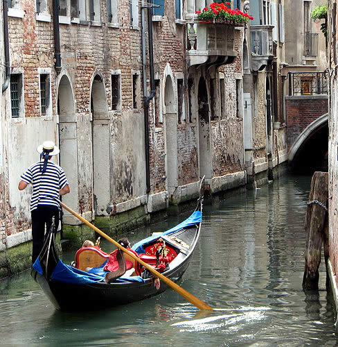 And they do hold Gondola races there...just sayin'