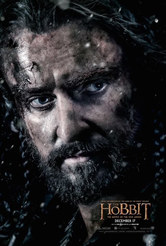 """I have the only right!"" Thorin Oakenshield"