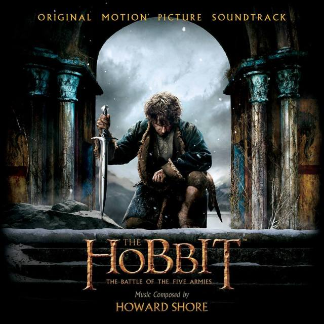 The Hobbit soundtrack out on December 17th!
