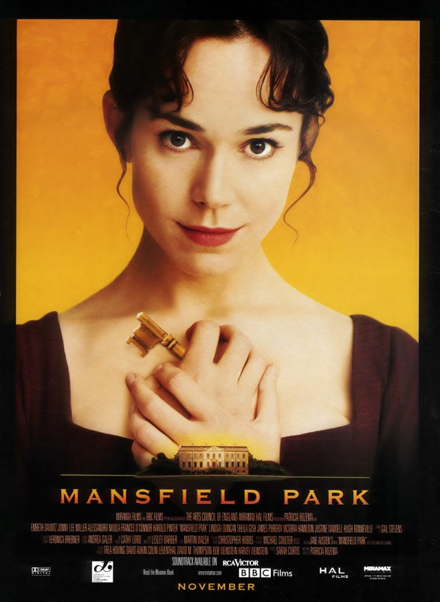 Frances O'Connor in Mansfield Park