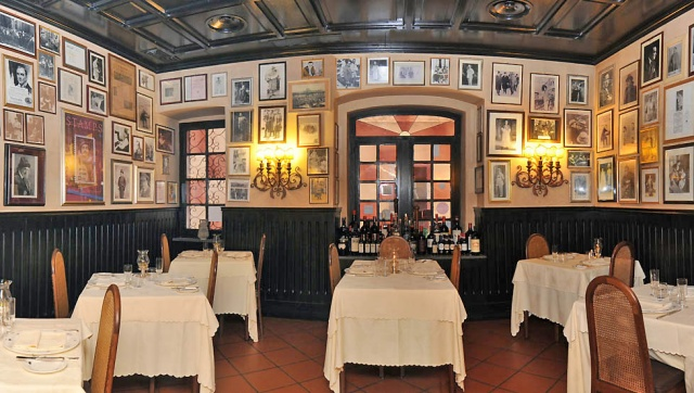 Caruso Museum Restaurant  devoted to Italian tenor Enrico Caruso