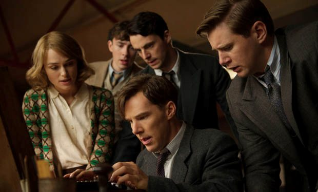 The Imitation Game could be headed for Oscar gold!