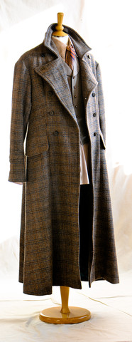 Iconic Withnail coat now available for special order!