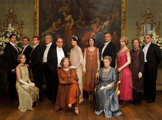 Downton Abbey back for Season 6 and we couldn't be happier!