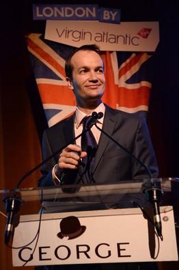 British Consul-General of New York City