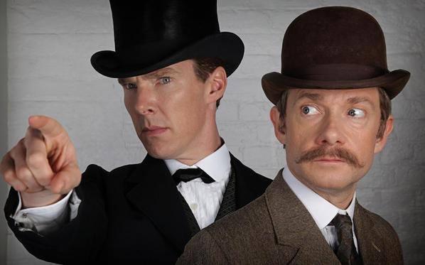 Sherlock is BACK!
