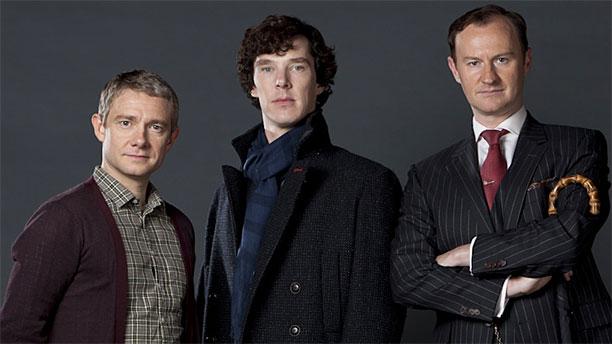Sherlockian Holy Trinity
