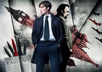 BBC America's Spy Thriller, The Game