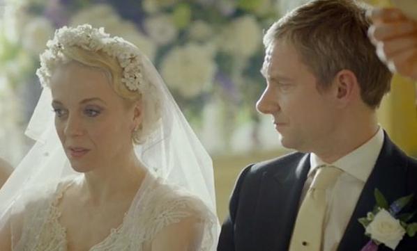 Mr. and Mrs. John Watson