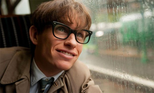 As Stephen Hawking in Theory of Everything