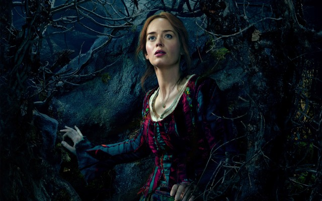 "Emily Blunt as The Baker's Wife  ""Into The Woods"""