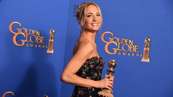 Golden Globe Winner, Joanne Froggatt