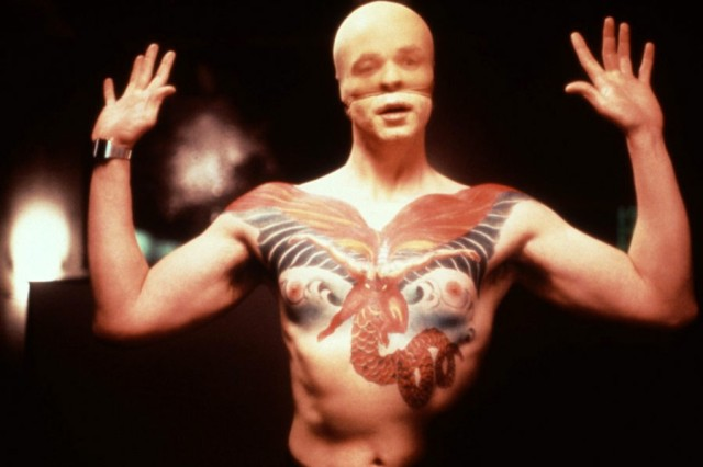 Tom Noonan as Francis Dolarhyde in Manhunter.