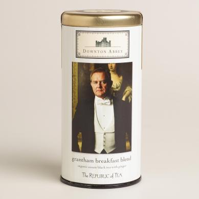 As tasty and bold as Lord Grantham himself!