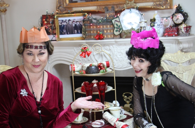 We can't believe it's already time to dish about the Downton Abbey Christmas special!