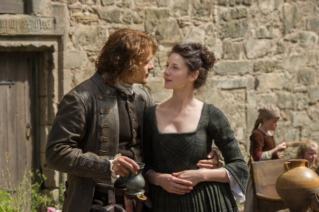 His Laird of Lallybroch, he's got a big 'ol c***, he's the Boogie Woogie Scottish Boy!