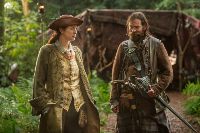 Murtagh and Claire have hidden talents!