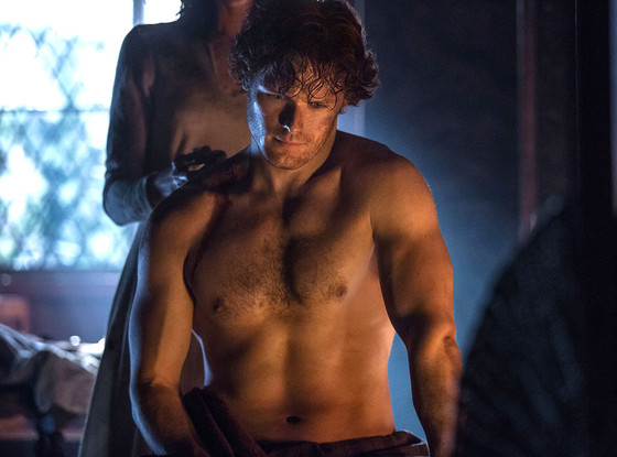 Enter Hunky Jamie. Frank Who?