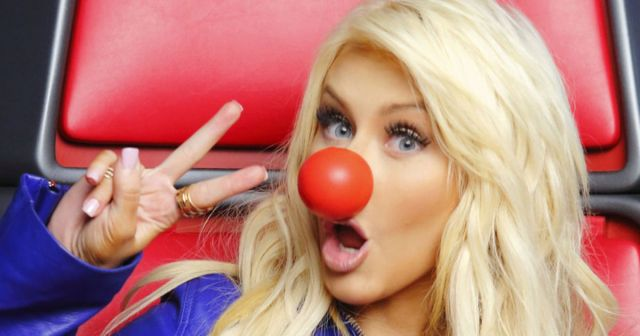 Christina Aguilera to appear on the first RED NOSE DAY USA!