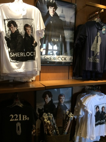 Sherlock display.