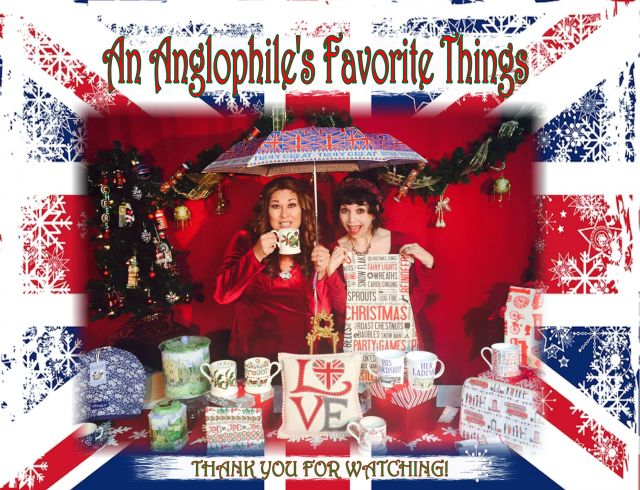 AnglophilesFavoriteThingsTHANKS