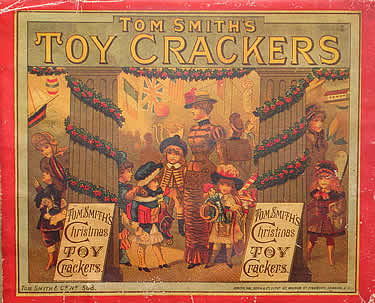 crackers crowns and christmas the anglophile channel - British Christmas Crackers