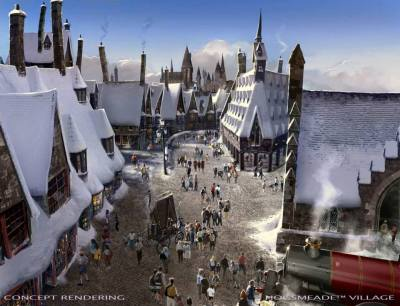 Hogsmeade™ village