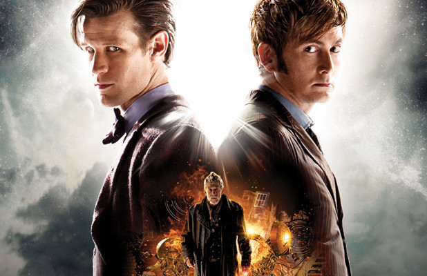 Doctor Who 50th Anniversary episode