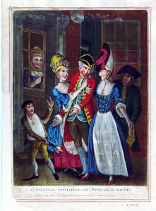 Regency floozies