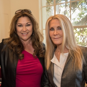 Anglophile Channel Executive Producer with Actress Joan Van Ark